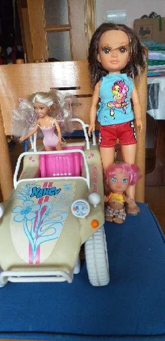 Imagen producto Coche Nancy más  muñecas  2