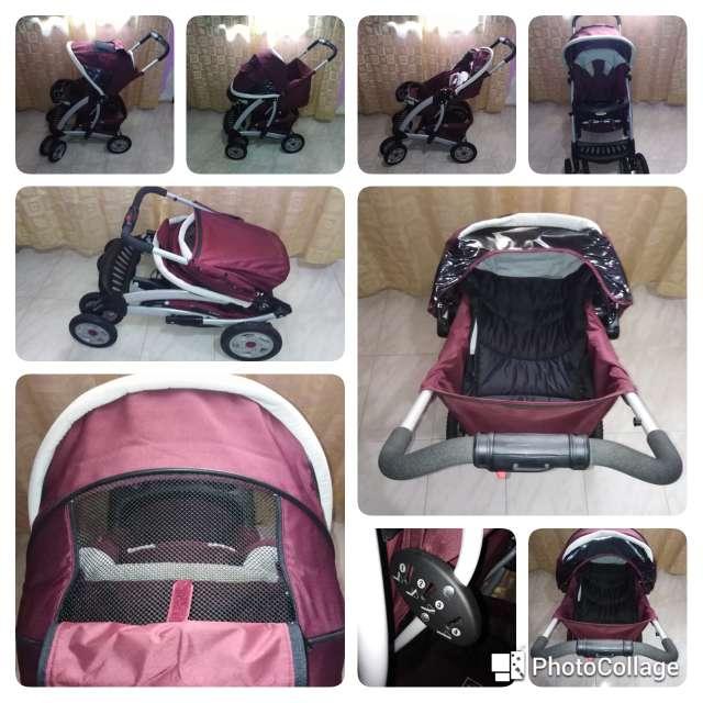 Imagen Cochecito-Carro de bebé GRACO 4 posiciones