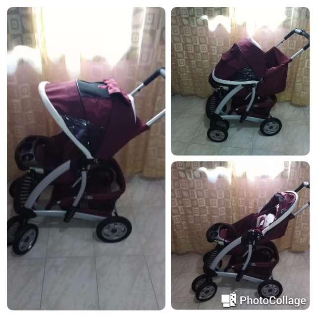 Imagen producto Cochecito-Carro de bebé GRACO 4 posiciones 2