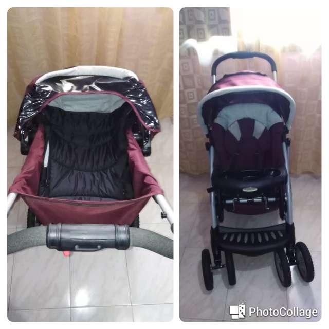 Imagen producto Cochecito-Carro de bebé GRACO 4 posiciones 3