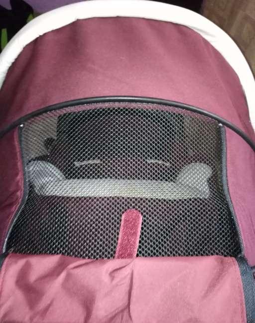 Imagen producto Cochecito-Carro de bebé GRACO 4 posiciones 6