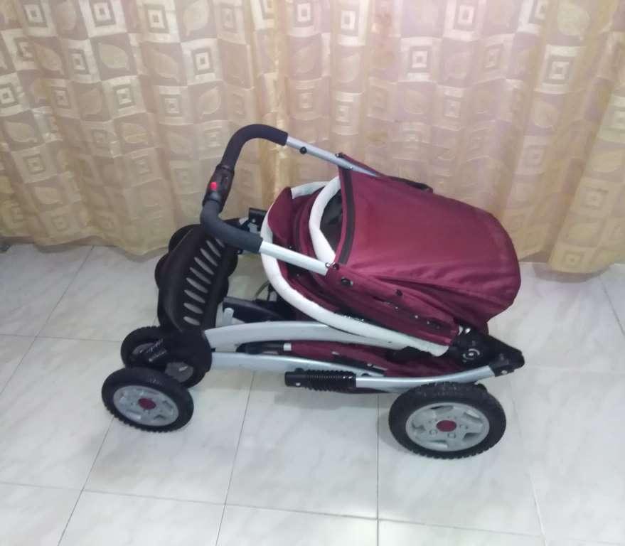 Imagen producto Cochecito-Carro de bebé GRACO 4 posiciones 5