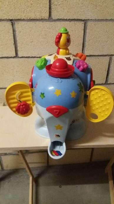 Imagen producto Bonito elefantito musical  3