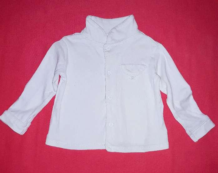 Imagen Camisa algodón, 12-18m.
