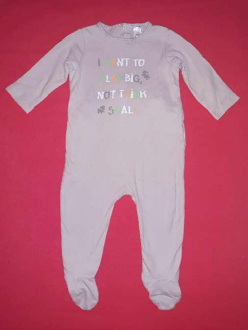 Imagen Pijama bebé, 12m, 1 año.