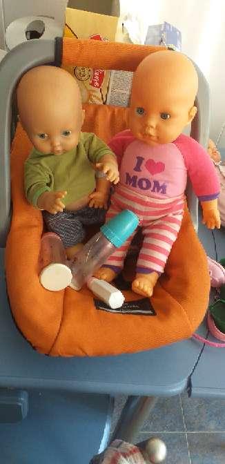 Imagen producto Balancín más 2 muñecos  2