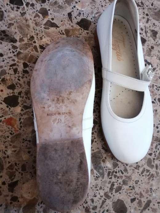 Imagen producto Traje comunión precioso+ cancan y zapatos 8