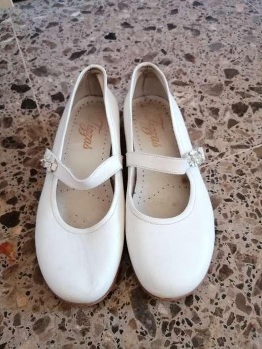 Imagen producto Traje comunión precioso+ cancan y zapatos 9