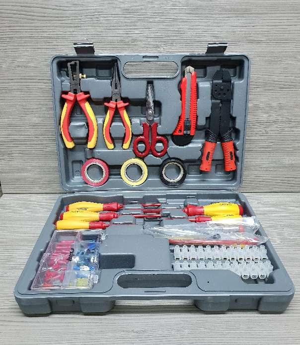 Imagen Maletin de herramientas electricidad