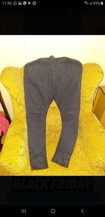 Imagen pantalon vaquero talla L