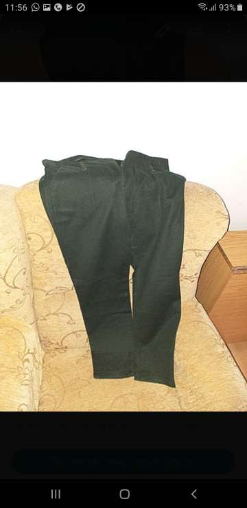 Imagen pantalon vaquero Zara