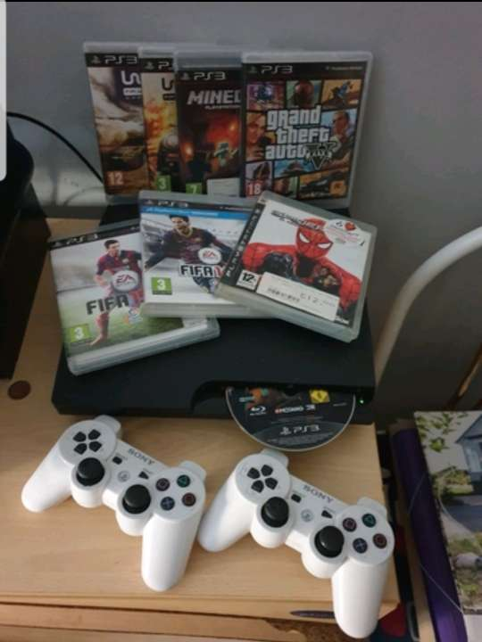 Imagen producto Consola PS3 En buen estado  1