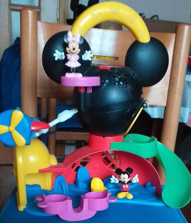 Imagen esta Bonita y práctica casita de Micky mouse