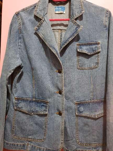 Imagen producto Chaqueta  tejana  jeans   2