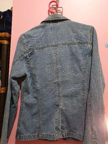 Imagen chaqueta  tejana  jeans