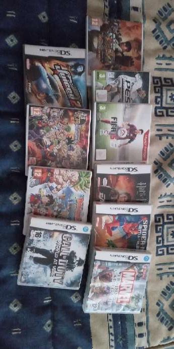 Imagen Videojuegos Nintendo