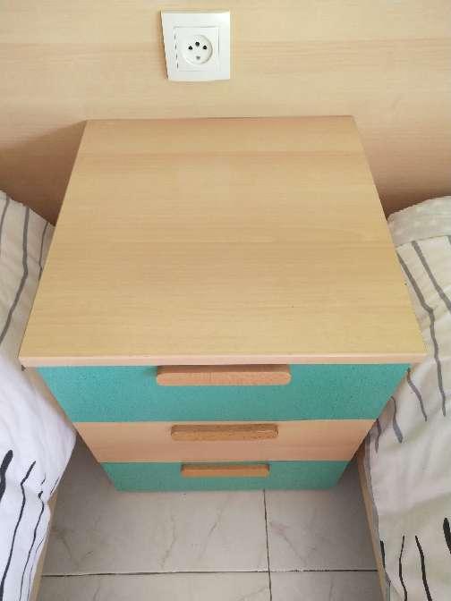 Imagen Habitación juvenil dos camas