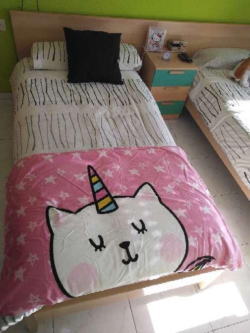 Imagen producto Habitación juvenil dos camas 8