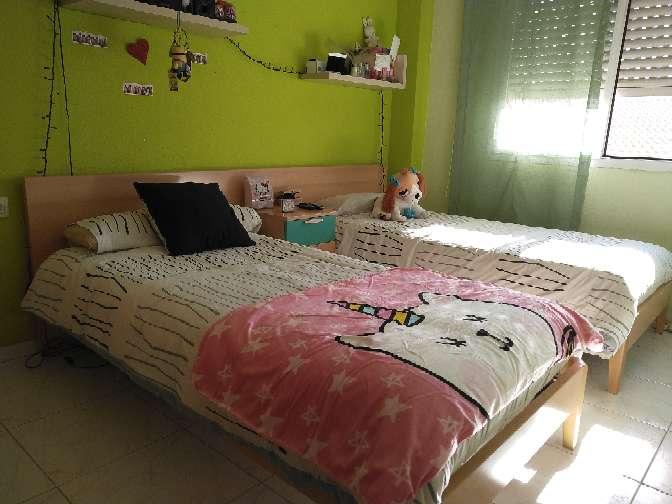 Imagen producto Habitación juvenil dos camas 6
