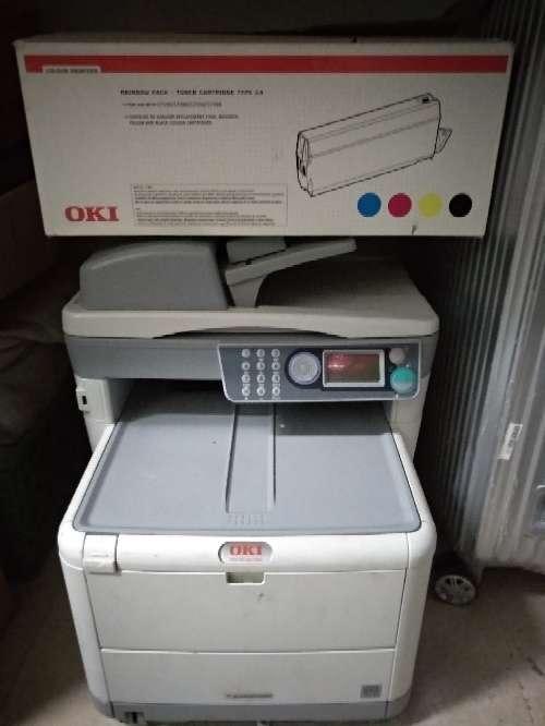 Imagen impresora oki