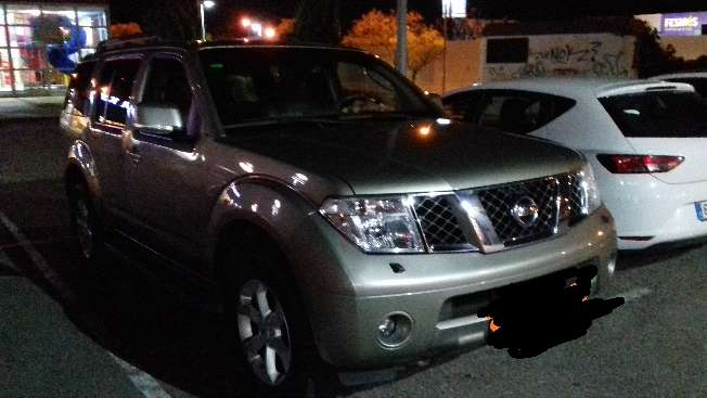 Imagen vendo Nissan Pathfinder