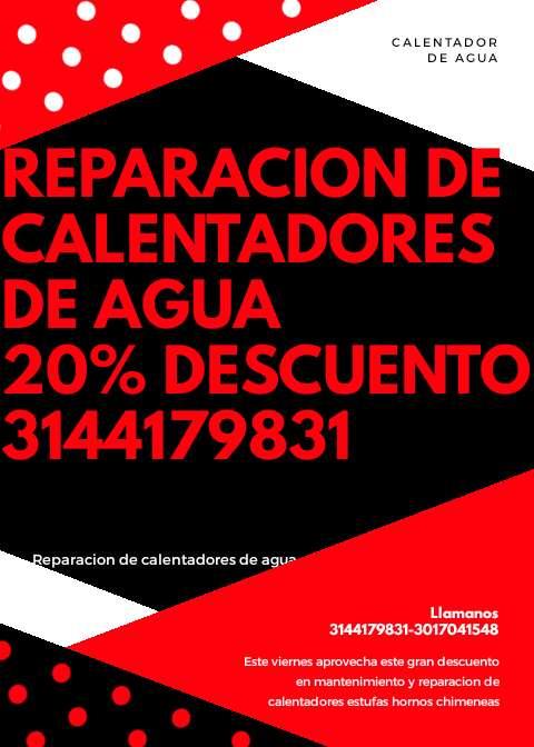 Imagen producto Reparacion de calentadores 5