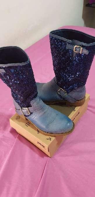Imagen botas camperas de fiesta