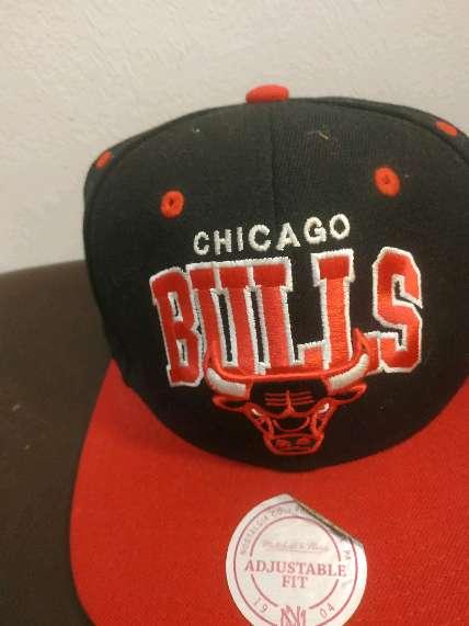 Imagen gorra famosa de los bulls