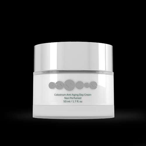 Imagen Crema facial antiedad calostro natural