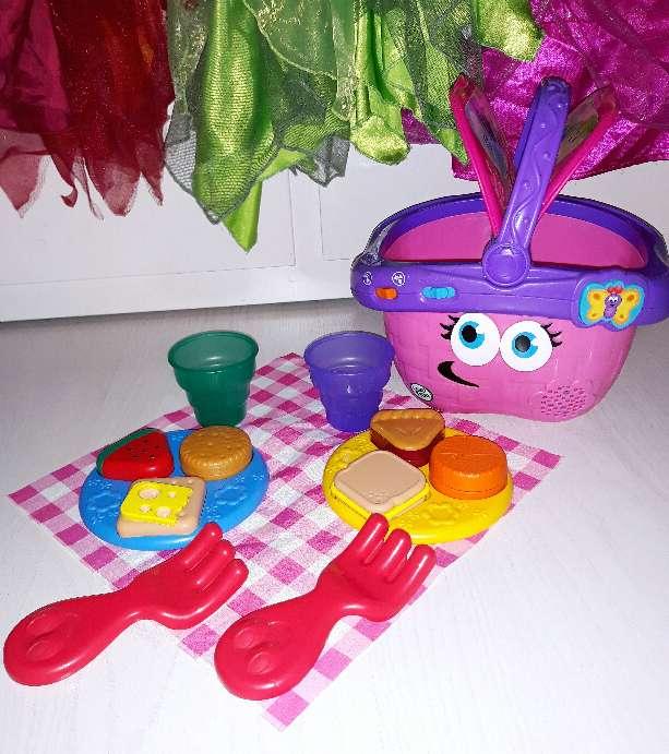 Imagen Cesta de Picnic Cefa Toys.