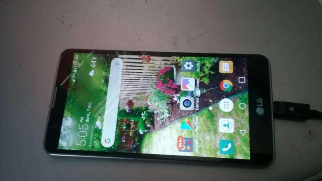 Imagen vendo teléfono LG Stylo 2 32 GB de memoria