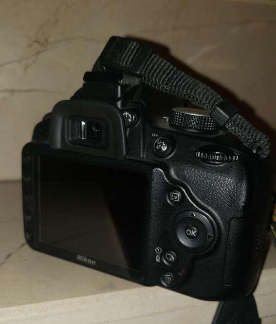 Imagen producto Camara Profesional Nikon 3200 2