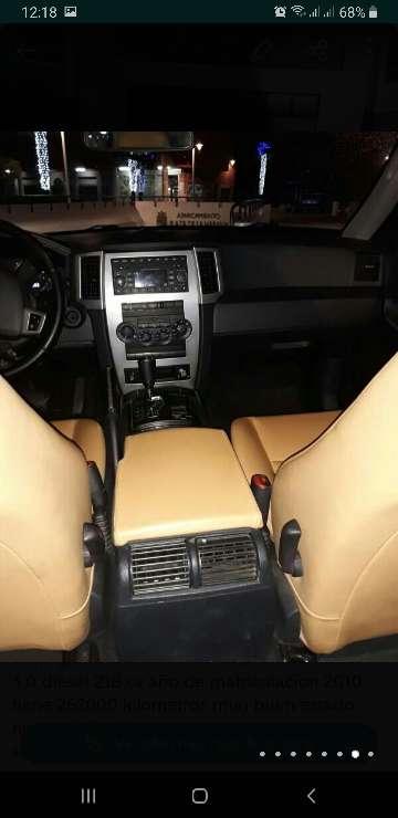 Imagen producto Jeep gran cherokee 4