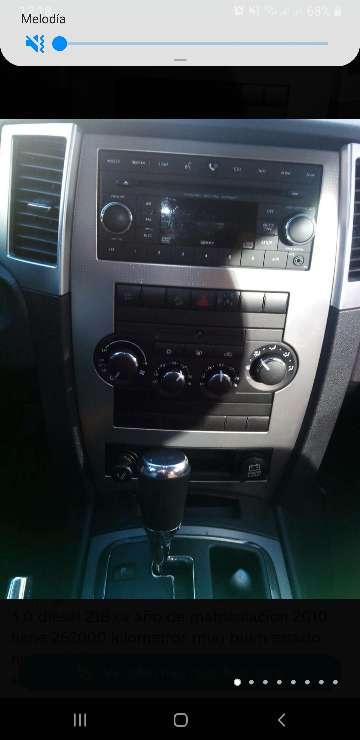 Imagen jeep gran cherokee