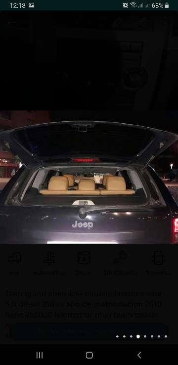Imagen producto Jeep gran cherokee 7