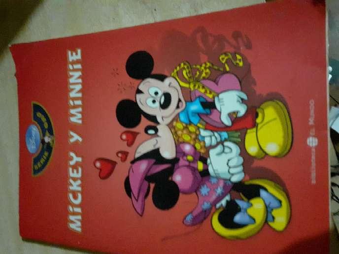 Imagen producto Mickey y minnie  1