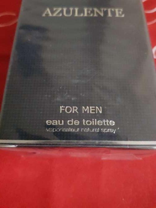 Imagen producto Eau de toilette; AZULENTE 2