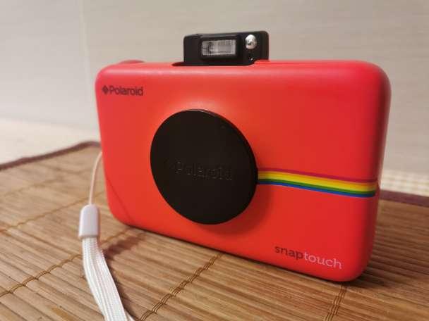 Imagen Cámara Polaroid SnapTouch