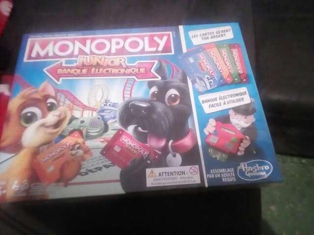 Imagen Monopoly Junior NUEVO a estrenar