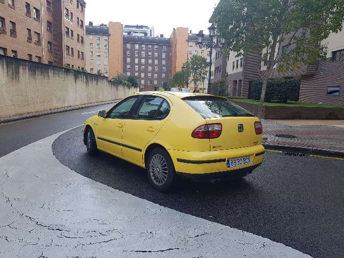 Imagen Seat leon 1.8 turbo