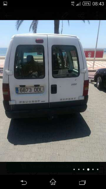 Imagen producto Peugeot exper 2000hdi año 2004 3