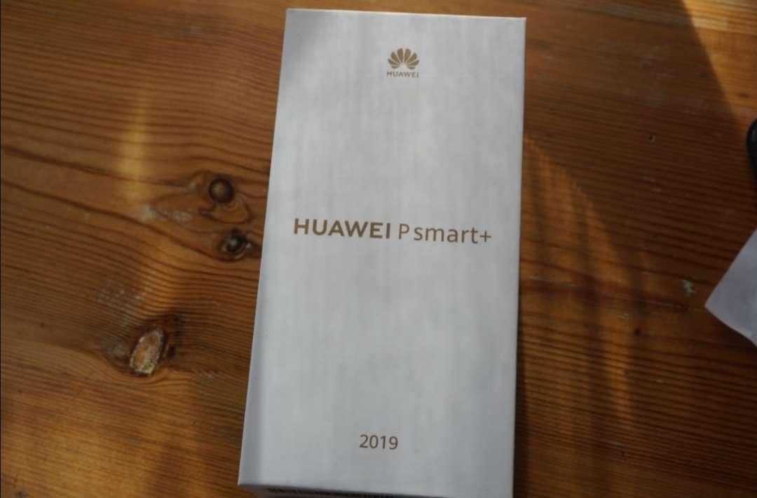 Imagen Huawei p smart plus 2019
