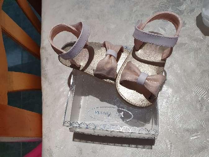 Imagen mayoral zapatos rosas