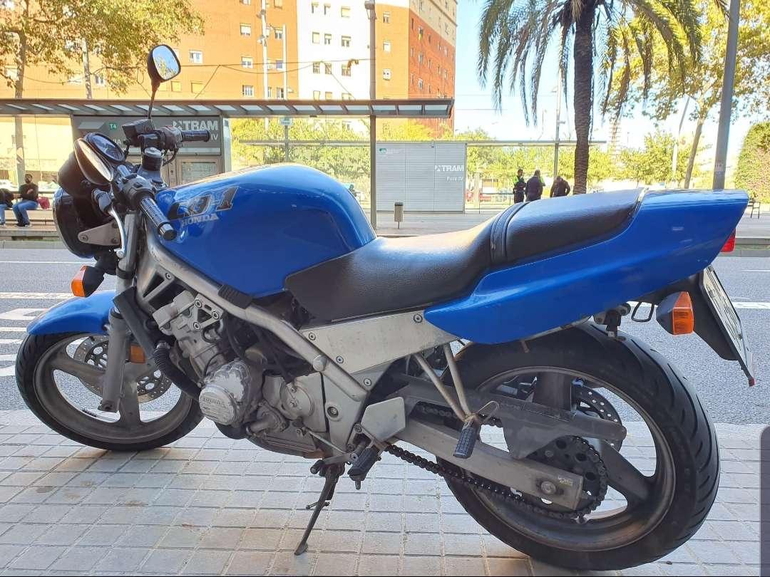 Imagen producto Honda CB-1 400 3