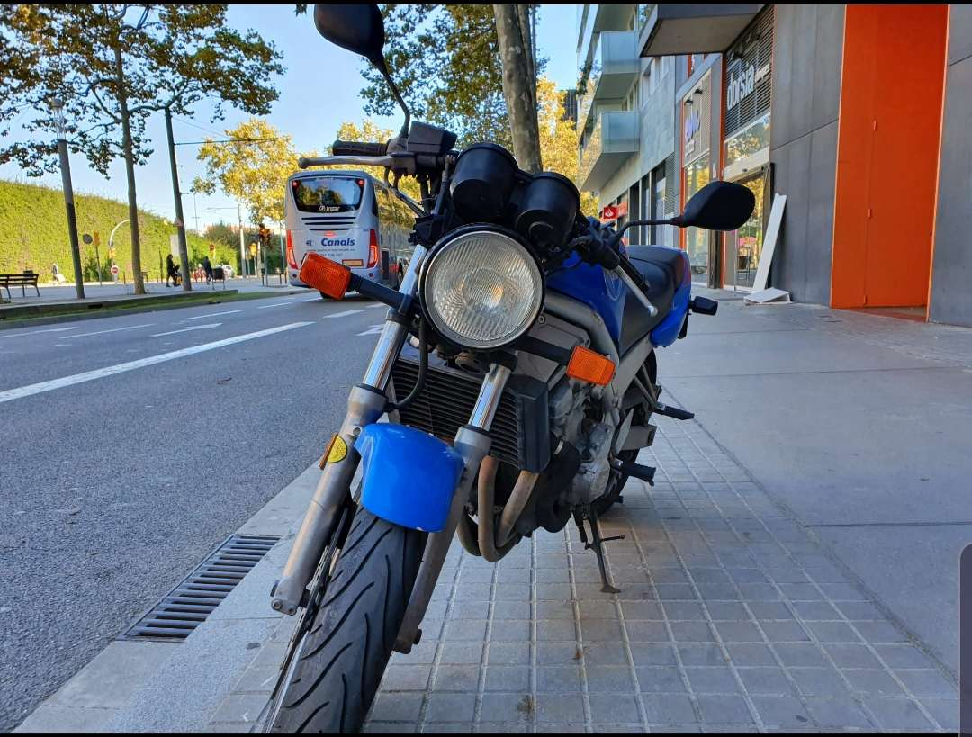 Imagen producto Honda CB-1 400 2
