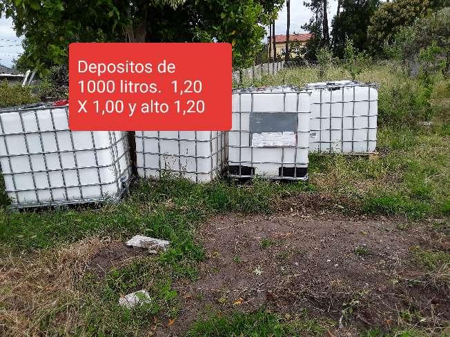 Imagen Depositos de 1000 litros. GRG / IBC.