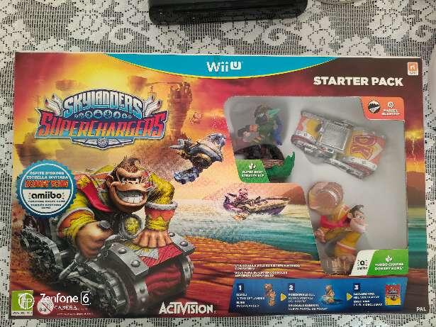 Imagen Starter pack Skylanders para Wii U