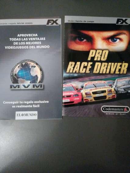 Imagen producto Pro Race Driver 3