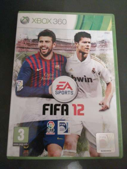Imagen FIFA 12 Xbox 360