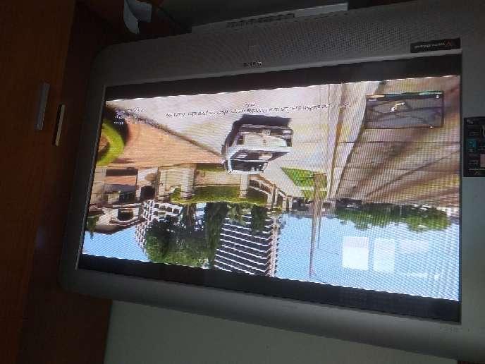 Imagen televisión Sony 50 pulgadas